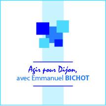 Logo Agir pour Dijon
